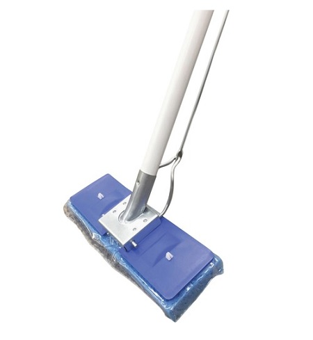 LC Industries Butterfly Mop with Scrubber Strip 619315 MLE619315