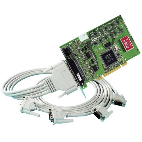 Brainboxes 4-port Multiport Serial Adapter UC-368