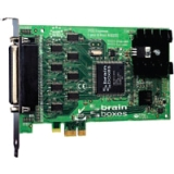 Brainboxes 8-port Multiport Serial Adapter PX-279