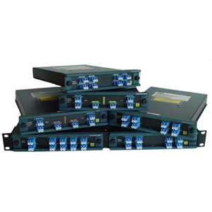 Cisco 2 Slot Chassis for CWDM Multiplexer CWDM-CHASSIS-2=