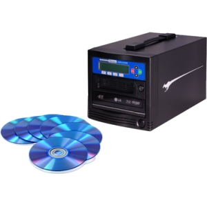 Kanguru 1 Target, Blu-ray Duplicator with Internal Hard Drive BR-DUPE-S1