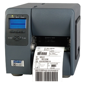 Datamax-O'Neil M-Class Mark II Thermal Label Printer KJ2-00-08400Y07 M-4210