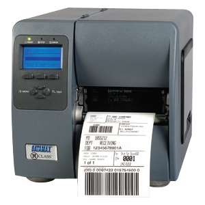 Datamax-O'Neil M-Class Mark II Label Printer KD2-00-08000Y07 M-4206