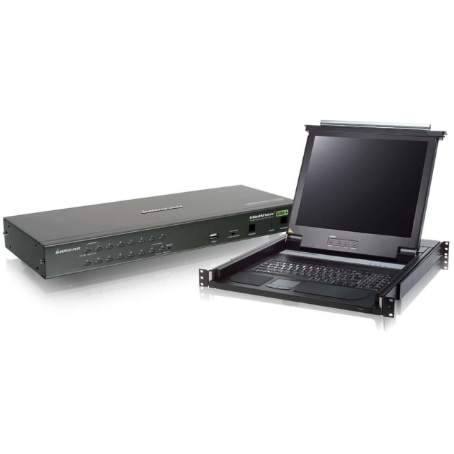 Iogear Network Accessory Kit GCL1716