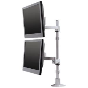 Innovative Articulating Dual LCD Mount 9112-D-28-FM-124 9112-D-28-FM