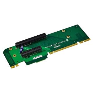 Supermicro Left Slot Riser Card RSC-R2UU-E8E16