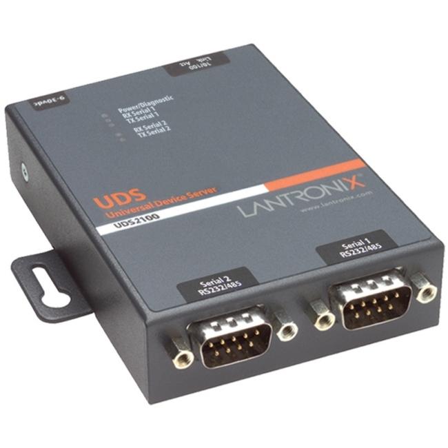 Lantronix Hybrid Ethernet Terminal Device Server ED2100002-LNX-01 EDS2100
