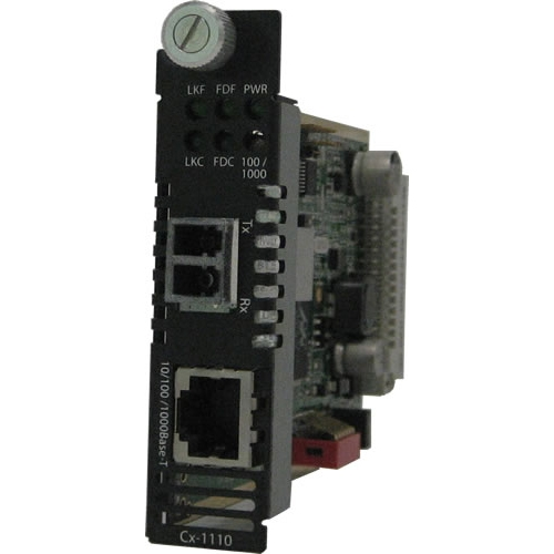 Perle Gigabit Ethernet Media Converter 05052610 CM-1110-M2LC05