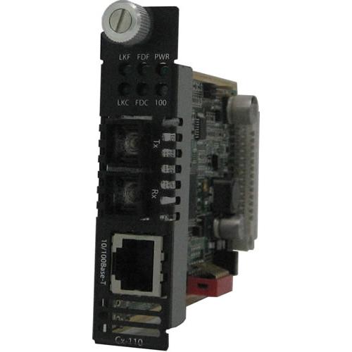 Perle Fast Ethernet Media Converter 05052460 CM-110-S2SC80