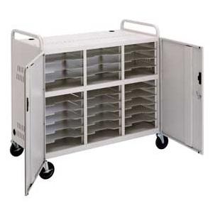 Da-Lite Laptop Storage Cart 5100 CT-LS30
