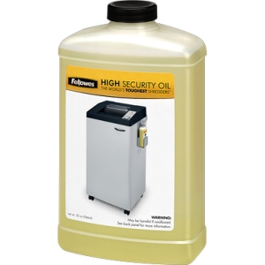Fellowes Powershred High Security Performance Oil 3505801