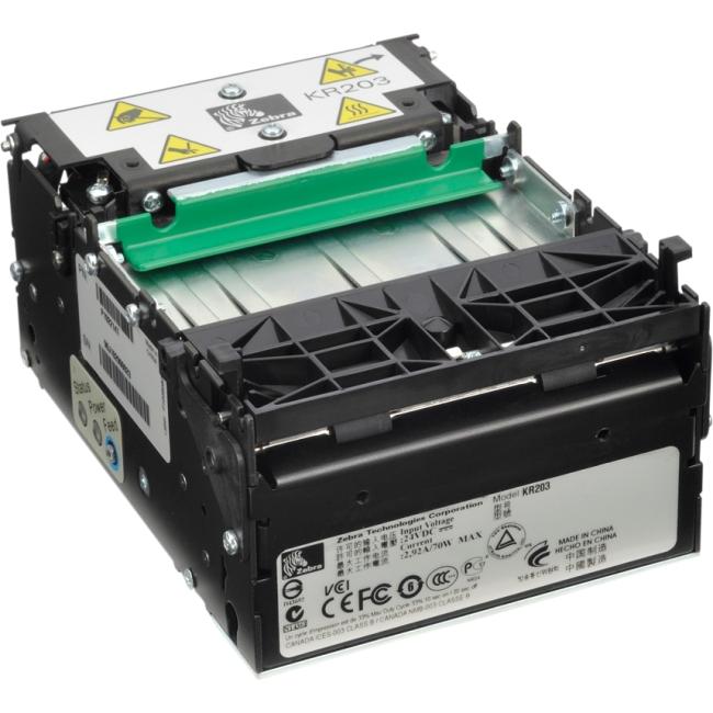 Zebra Kiosk Receipt Printer P1022147 KR203
