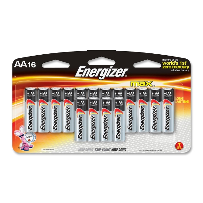 Energizer MAX General Purpose Battery E91LP-16