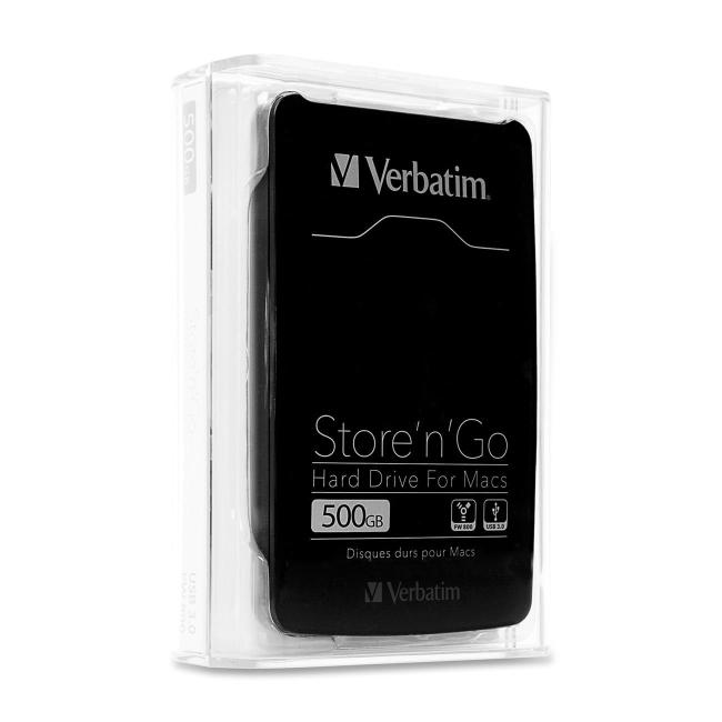 Verbatim Store 'n' Go Hard Drive 53042