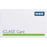 HID iCLASS Security Card 2002PGGMV 200X