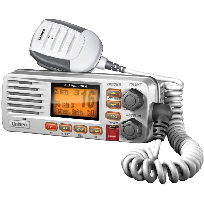 Uniden Marine Radio UM380