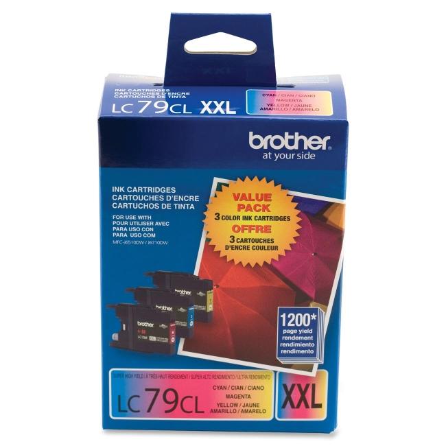 Brother Ink Cartridge LC793PKS