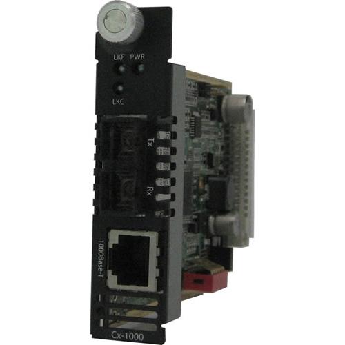 Perle Gigabit Ethernet Media Converter Module 05051000 C-1000-M2SC05