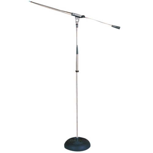 PylePro Compact Base Boom Microphone Stand PMKS9