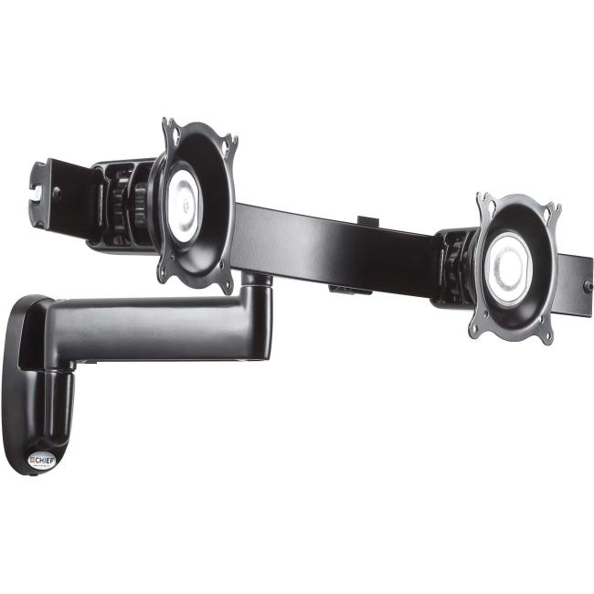 Chief K Series Single Horizontal Monitor Arm Wall Mount KWS220S KWS220