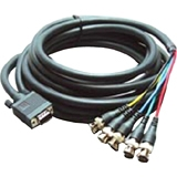 Kramer Video Breakout Cable C-GF/5BM-1