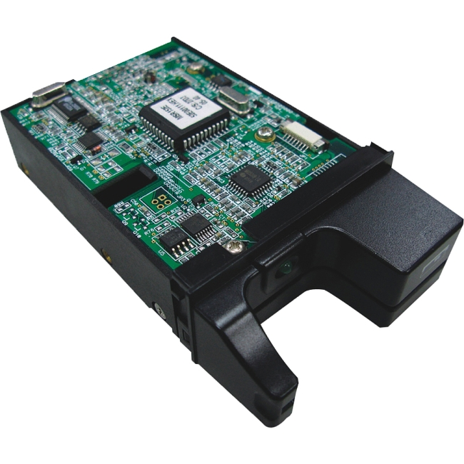 Uniform Industrial Magnetic Stripe Reader MSR152-33UMAUWBRACS MSR152