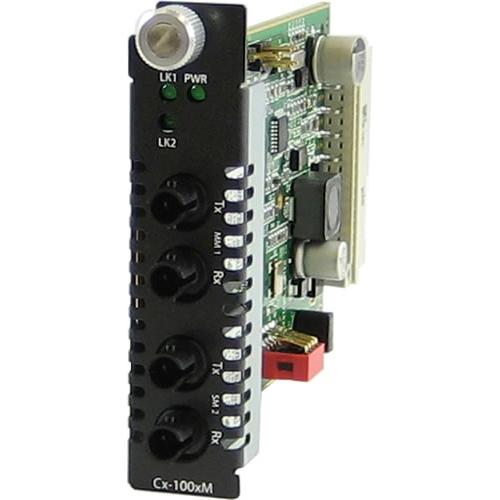 Perle Media Converter 05062100 CM-100MM-S2ST80