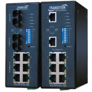 Transition Networks Fast Ethernet Switch SISTM1010-180-LRT
