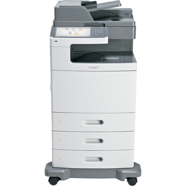 Lexmark Multifunction Printer Government Compliant 47BT060 X792DTE