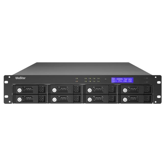 QNAP VioStor 24-Channels Digital Video Recorder VS-8024U-RP-US VS-8024U-RP