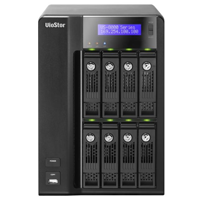 QNAP VioStor 24-Channels Digital Video Recorder VS-8024-US VS-8024