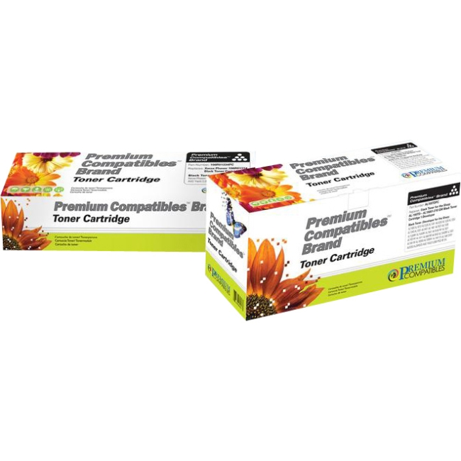 Premium Compatibles Toner Cartridge CE262ARPC