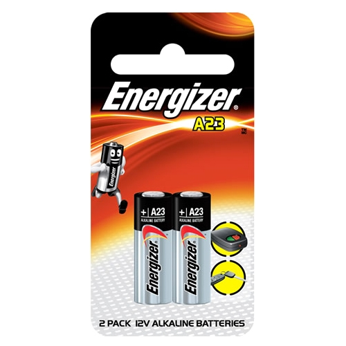 Energizer General Purpose Battery A23BPZ-2
