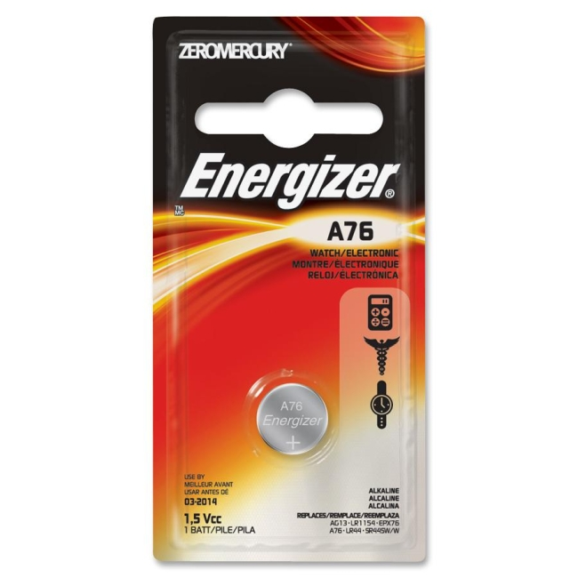 Energizer Coin Cell General Purpose Battery A76BPZ