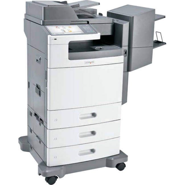 Lexmark Multifunction Printer Government Compliant 47BT062 X792DTPE