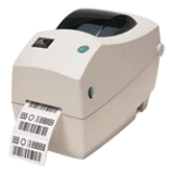 Zebra Label Printer 282P-101512-040 TLP 2824 Plus