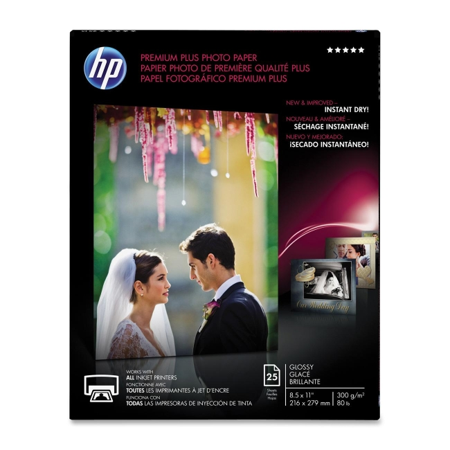 HP Premium Plus Photo Paper CR670A