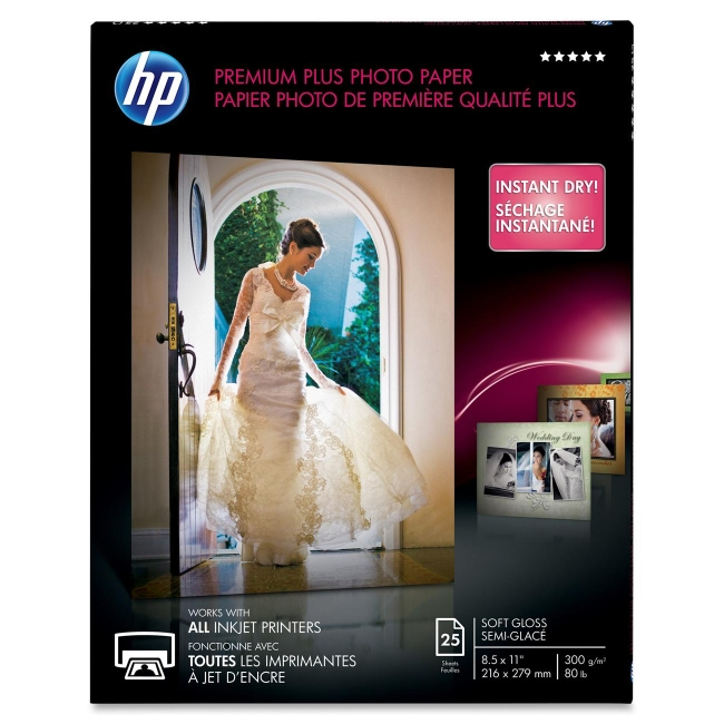 HP Premium Plus Photo Paper CR671A