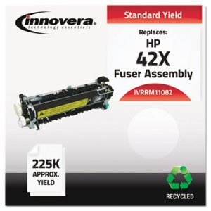Innovera Remanufactured RM1-1082-000 (42X) Fuser, 225000 Page-Yield IVRRM11082