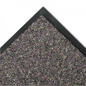 Crown Classic Berber Wiper Mat, Nylon/Olefin, 36 x 60, Brown CWNCB0035BR CB0035BR