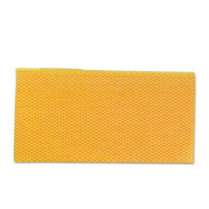 Chix Stretch 'n Dust Cloths, 23 1/4 x 24, Orange/Yellow, 20/Bag, 5 Bags/Carton CHI0416 0416