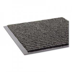Crown Needle Rib Wipe and Scrape Mat, Polypropylene, 48 x 72, Gray CWNNR0046GY NR 0046GY