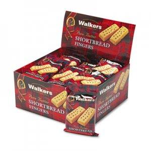 Walkers Shortbread Cookies, 2/Pack, 24 Packs/Box OFXW116 W116