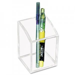 Kantek Acrylic Pencil Cup, 2 3/4 x 2 3/4 x 4, Clear KTKAD20 AD-20