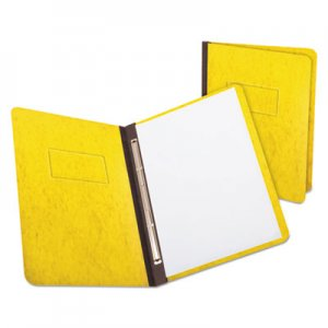 """Oxford PressGuard Report Cover, Prong Clip, Letter, 3"""" Capacity, Yellow OXF12709 12709"""