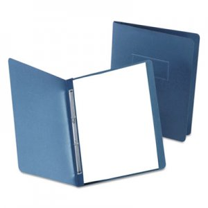 "Oxford Paper Report Cover, Large 2 Prong Fastener, Letter, 3"" Capacity, Dk Blue, 25/Box OXF5730123 5730123"