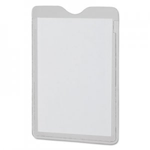 Oxford Utili-Jac Heavy-Duty Clear Plastic Envelopes, 2 1/4 x 3 1/2, 50/Box OXF65003 65003EE