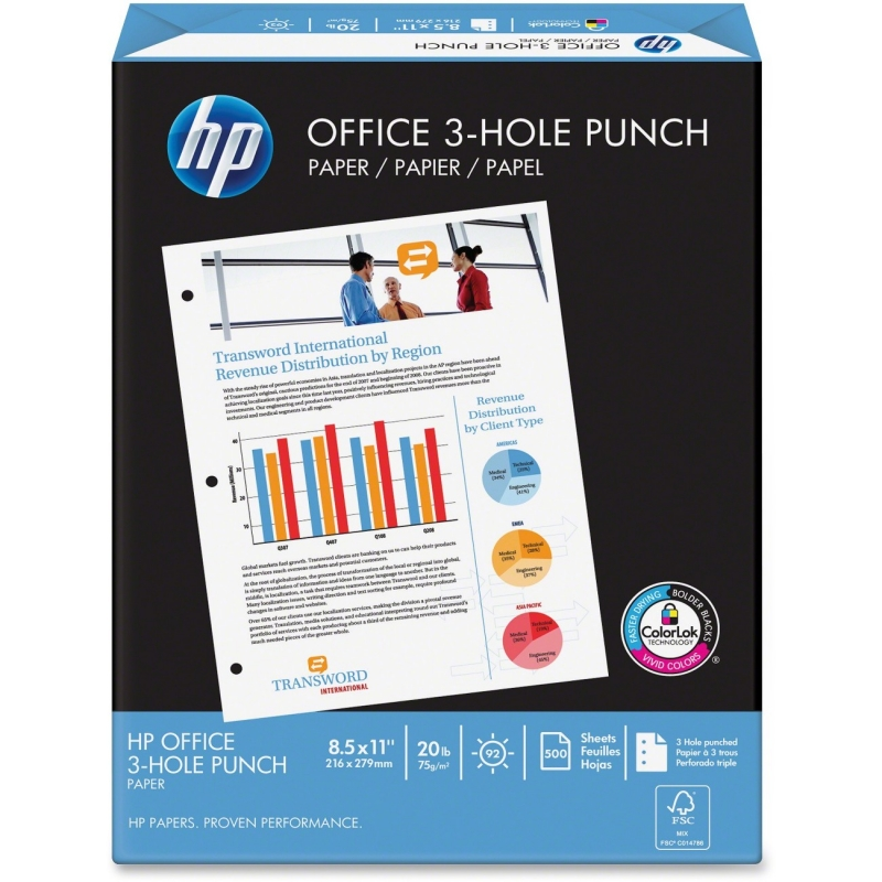 HP Office Paper 113102 HEW113102