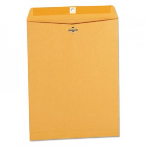 Genpak Kraft Clasp Envelope, Center Seam, 32lb, 9 1/2 x 12 1/2, Brown Kraft, 100/Box UNV42907
