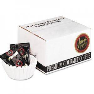 Distant Lands Coffee Coffee Portion Packs, 1.5oz Packs, 100% Colombian, 42/Carton JAV302742 399302742152
